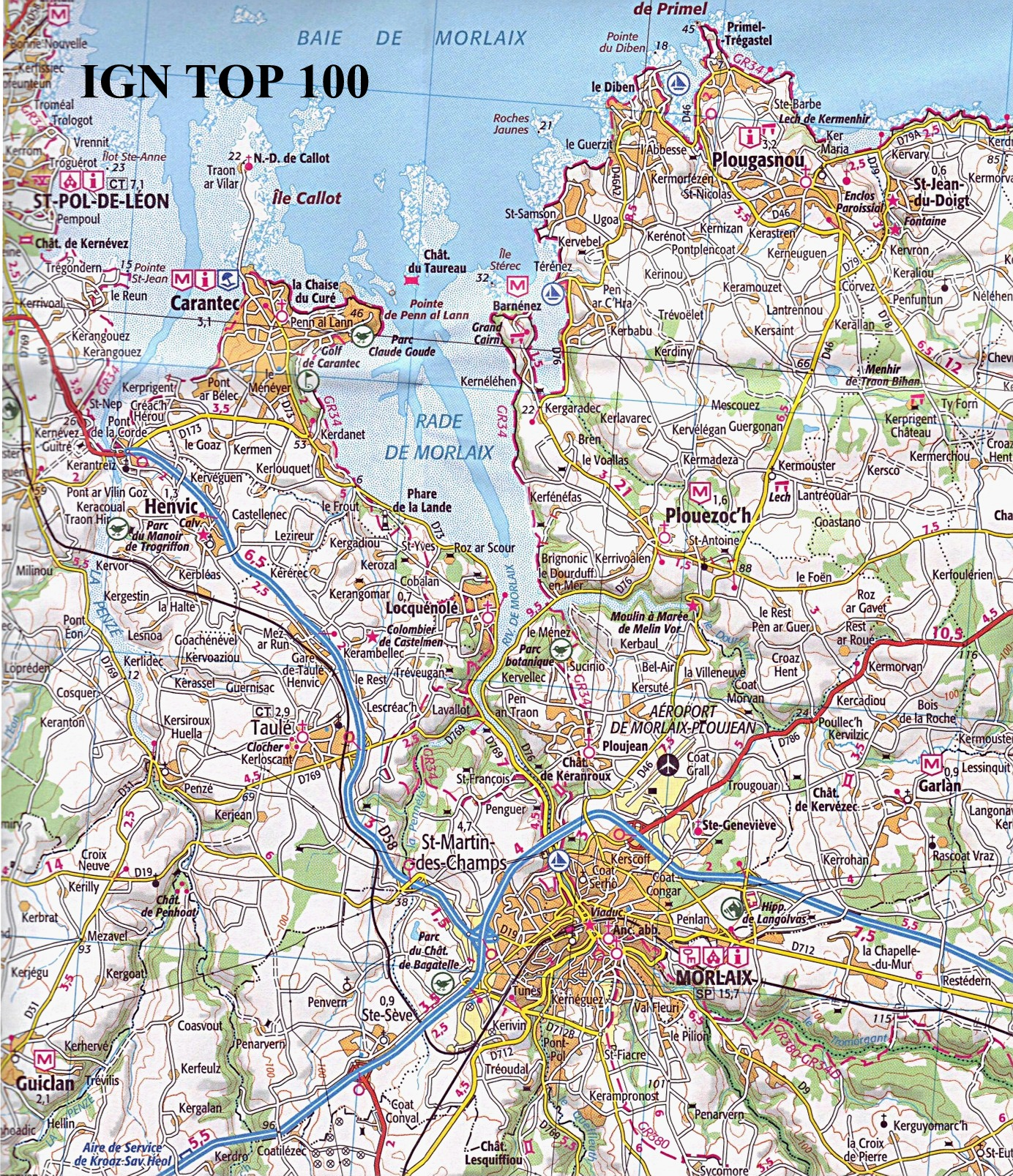 General Maps France Buy online