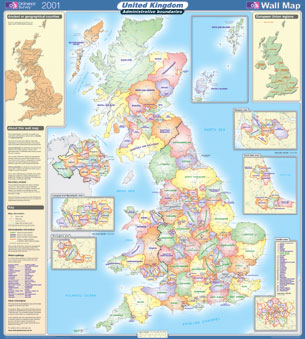 Wall Maps  buy online