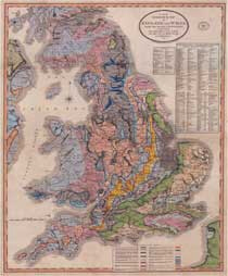 The Map Shop - Geological Maps and Guides Geological Map Of Britain on blank map of britain, political map of britain, physical map of britain,