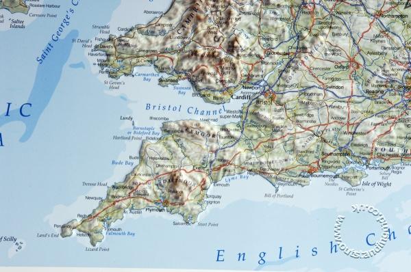 3d Relief Map Of Uk.Raised Relief Maps Dorrigo Buy Online