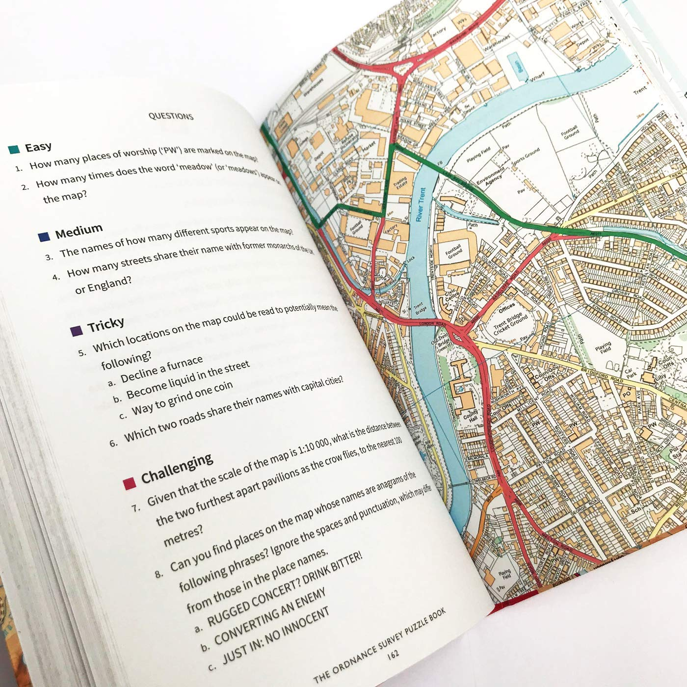 Map Of Uk Jigsaw.Jigsaw Puzzles Card Game