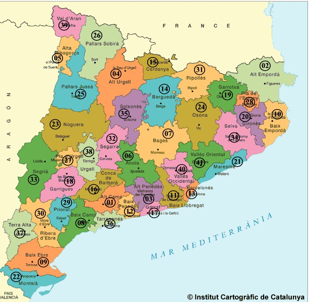 Spanish Walking Maps and Walking Guides Spain to Buy Online from The
