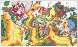 The map shop geological maps and guides image gumiabroncs Image collections